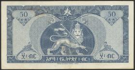 Äthiopien / Ethiopia P.28 50 Dollars (1966) (1)