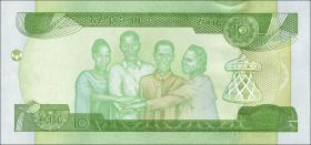 Äthiopien / Ethiopia P.Neu 10 Birr 2020 (1)