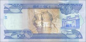 Äthiopien / Ethiopia P.Neu 100 Birr 2020 (1)