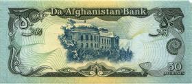 Afghanistan P.54 50 Afghanis (1978) (1)