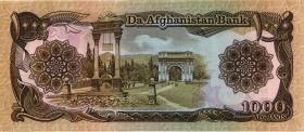 Afghanistan P.61a 1000 Afghanis 1979 (1)