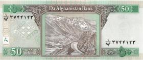Afghanistan P.69b 50 Afghanis 2004 (1)