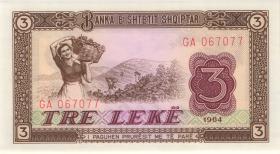 Albanien / Albania P.33 - 36 1 Lek - 10 Leke 1964 (1)