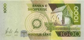 Albanien / Albania P.65 1000 Leke 1996 (1)