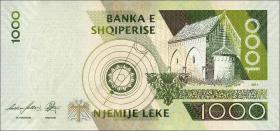 Albanien / Albania P.73b 1000 Leke 2011 (1)