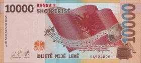 Albanien / Albania P.neu 10.000 Leke 2019 (2021) (1)