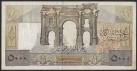 Algerien / Algeria P.109a 5000 Francs 1949 Apollo (3)