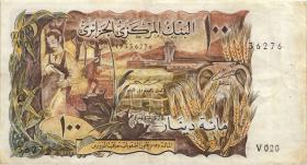 Algerien / Algeria P.128b 100 Dinars 1970 (3)