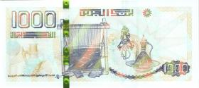 Algerien / Algeria P.146 1000 Dinars 2018 (1)