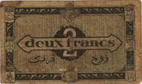 Algerien / Algeria P.102 2 Francs L.1944 (4)