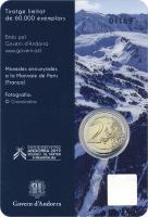 Andorra 2 Euro 2019 Ski-WM im Blister