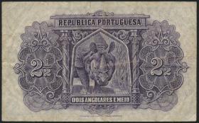 Angola P.065 2 1/2 Angolares 1926 (4)