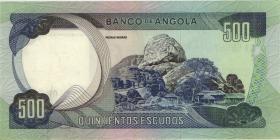 Angola P.102 500 Escudos 1972 (1)