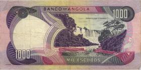 Angola P.103 1000 Escudos 1972 (3)