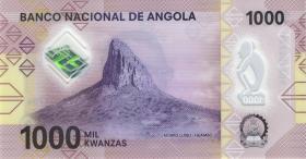 Angola P.Neu 1000 Kwanzas 2020 Polymer (1)