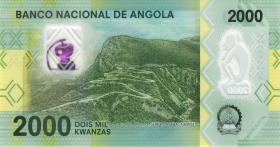 Angola P.Neu 2000 Kwanzas 2020 Polymer (1)