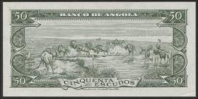 Angola P.088s1 50 Escudos 1956 Specimen (1/1-)