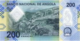 Angola P.Neu 200 Escudos 2020 Polymer (1)
