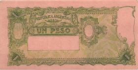 Argentinien / Argentina P.262 1 Peso (1951-52) (1)