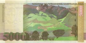 Armenien / Armenia P.46 5000 Dram 1999 (1)