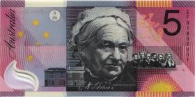 Australien / Australia P.56 5 Dollars (20)01 Polymer (1)