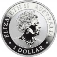 Australien Silber-Unze 2019 Koala