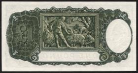 Australien / Australia P.26b 1 Pfund (1942) (1)