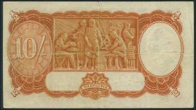 Australien / Australia P.25b 10 Shillings (1942) (3)