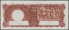 Australien / Australia P.28b 10 Pounds (1942) (3)