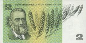 Australien / Australia P.38a 2 Dollars (1966) (1)
