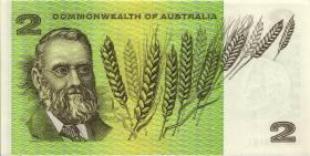 Australien / Australia P.38c 2 Dollars (1968) (1)