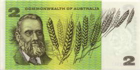 Australien / Australia P.38d 2 Dollars (1972) (1)