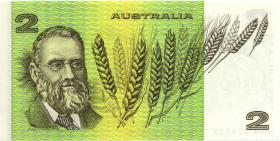 Australien / Australia P.43b3 2 Dollars (1976) (1)