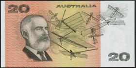 Australien / Australia P.46b 20 Dollars (1975) (2+)