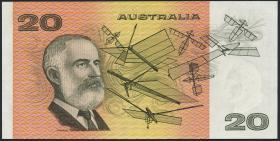 Australien / Australia P.46d 20 Dollars (1983) (1)