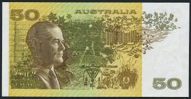 Australien / Australia P.47e 50 Dollars (1985) (1)