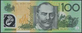 Australien / Australia P.55a 100 Dollars 15. May 1996 Polymer (1)