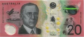 Australien / Australia P.Neu 20 Dollars (20)19 Polymer (1)