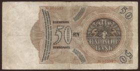 R-BAD 14a: 50 Reichsmark 1924 (3-)