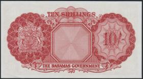 Bahamas P.14d 10 Shillings (1953) (1)