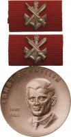 B.3005fU Ernst-Schneller-Medaille Bronze