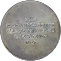 B.3633a Johannes-R.-Becher-Medaille Silber