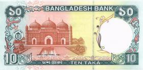 Bangladesch / Bangladesh P.33 10 Taka (1997) (1)