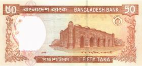 Bangladesch / Bangladesh P.41c 50 Taka 2005 (1)