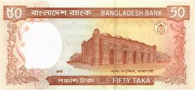 Bangladesch / Bangladesh P.41d 50 Taka 2005 (1)