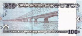 Bangladesch / Bangladesh P.49a 100 Taka 2006 (1)