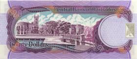 Barbados P.50 20 Dollars (1997) (1)