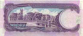 Barbados P.50 20 Dollars (1997) (2)