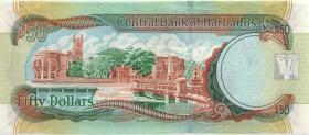 Barbados P.70b 50 Dollars 2007 (2009) (1)
