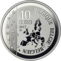 Belgien 10 Euro 2017 Till Eulenspiegel